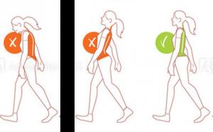 posture change